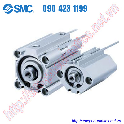 Xi lanh SMC CD55B50-100